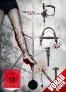 Vile - German DVD cover (xs thumbnail)