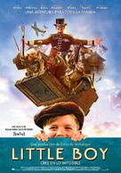 Little Boy - Spanish Movie Poster (xs thumbnail)