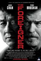 The Foreigner - South African Movie Poster (xs thumbnail)