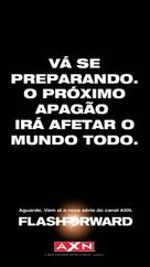 """FlashForward"" - Brazilian Movie Poster (xs thumbnail)"