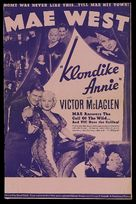 Klondike Annie - Theatrical poster (xs thumbnail)