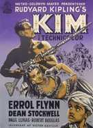 Kim - Danish Movie Poster (xs thumbnail)