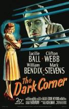 The Dark Corner - poster (xs thumbnail)