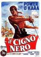 The Black Swan - Italian Movie Poster (xs thumbnail)