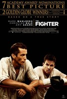 The Fighter - Indonesian Movie Poster (xs thumbnail)