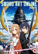 """Sword Art Online"" - British DVD movie cover (xs thumbnail)"