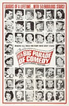 The Big Parade of Comedy - Movie Poster (xs thumbnail)