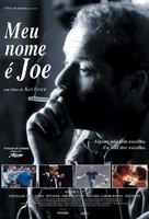 My Name Is Joe - Brazilian Movie Poster (xs thumbnail)