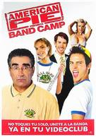American Pie Presents Band Camp - Spanish Movie Poster (xs thumbnail)