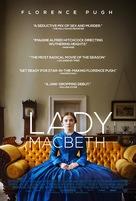 Lady Macbeth - Movie Poster (xs thumbnail)