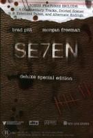 Se7en - Australian DVD cover (xs thumbnail)