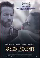 Breathe In - Argentinian Movie Poster (xs thumbnail)
