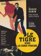 Tigre aime la chair fraiche, Le - French Movie Cover (xs thumbnail)