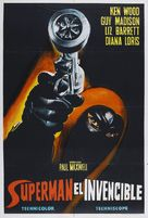 L'invincibile Superman - Spanish Movie Poster (xs thumbnail)