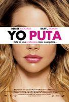Yo Puta - Mexican Movie Poster (xs thumbnail)