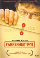 Fahrenheit 9/11 - Czech DVD movie cover (xs thumbnail)