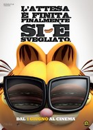 Garfield's Pet Force - Italian Movie Poster (xs thumbnail)