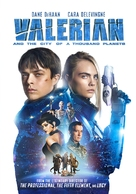 Valerian and the City of a Thousand Planets - Movie Cover (xs thumbnail)