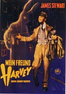 Harvey - German Movie Poster (xs thumbnail)