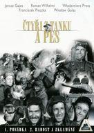 """""""Czterej pancerni i pies"""" - Czech DVD cover (xs thumbnail)"""