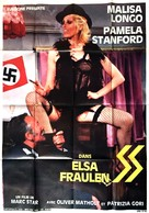 Elsa Fräulein SS - French Movie Poster (xs thumbnail)
