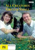 """""""All Creatures Great and Small"""" - Australian DVD movie cover (xs thumbnail)"""