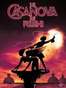 Il Casanova di Federico Fellini - French Movie Cover (xs thumbnail)