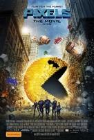 Pixels - Australian Movie Poster (xs thumbnail)