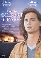 What's Eating Gilbert Grape - Danish DVD cover (xs thumbnail)