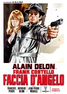 Le samouraï - Italian Movie Poster (xs thumbnail)