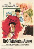 I due toreri - Spanish Movie Poster (xs thumbnail)
