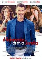 How to Make Love Like an Englishman - Italian Movie Poster (xs thumbnail)