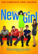 """New Girl"" - DVD movie cover (xs thumbnail)"