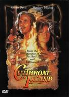 Cutthroat Island - DVD movie cover (xs thumbnail)