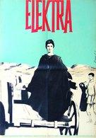 Ilektra - Hungarian Movie Poster (xs thumbnail)
