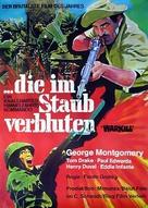 Warkill - German Movie Poster (xs thumbnail)