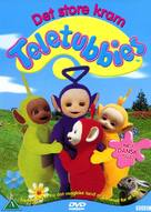 """Teletubbies"" - Danish DVD movie cover (xs thumbnail)"