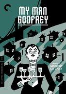 My Man Godfrey - DVD cover (xs thumbnail)