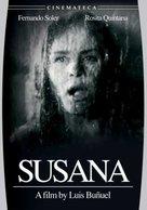 Susana - DVD cover (xs thumbnail)