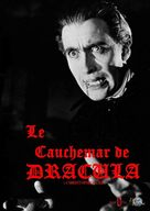 Dracula - French DVD movie cover (xs thumbnail)