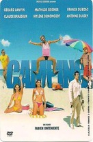 Camping - French DVD cover (xs thumbnail)