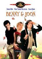 Benny And Joon - Danish Movie Cover (xs thumbnail)