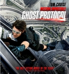 Mission: Impossible - Ghost Protocol - Blu-Ray cover (xs thumbnail)