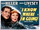 'I Know Where I'm Going!' - British Movie Poster (xs thumbnail)