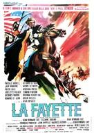 La Fayette - Italian Movie Poster (xs thumbnail)