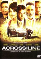 Across the Line: The Exodus of Charlie Wright - Italian DVD movie cover (xs thumbnail)
