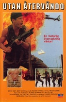 Trappola diabolica - Swedish VHS cover (xs thumbnail)