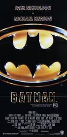 Batman - Australian Movie Poster (xs thumbnail)