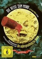 Le voyage dans la lune - German DVD movie cover (xs thumbnail)