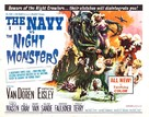 The Navy vs. the Night Monsters - Movie Poster (xs thumbnail)